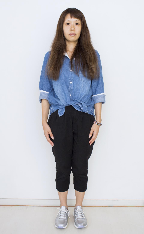 ワーキングマザーのファッションビフォーアフター